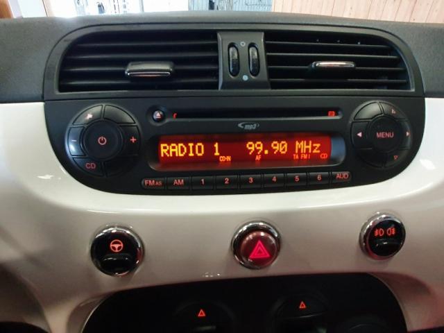 Fiat 500 1.2 LOUNGE / Abarth ombouw
