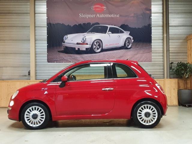 Fiat 500 1.2 LOUNGE 69pk Airco Panorama dak