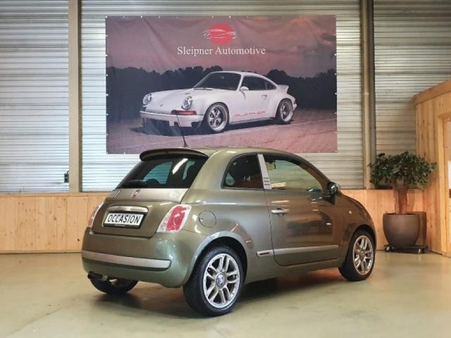 Fiat 500 1.2 LOUNGE BY Diesel Airco, Panorama dak