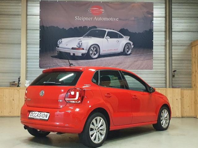 Volkswagen Polo 1.2 TSI COMFORTLINE - TEAM airco cruise control LMV