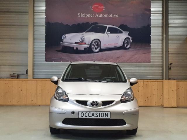 Toyota Aygo 1.0-12V + Calvin Klein uitv. 74.670km