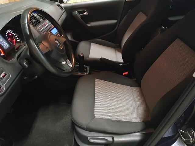 Volkswagen Polo 1.2-12V 69PK 5 Drs, airco 1e Eigenaar en VW dealer onderhouden
