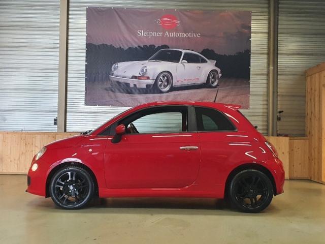 Fiat 500 1.2 500S 69 pk Sport Airco 16